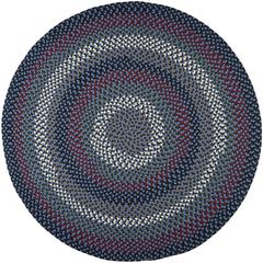 Rhody Rug Mayflower Old Glory 6' Round