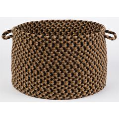 "Mayflower Natural Earth 18"" x 12"" Basket"