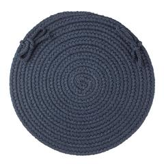 "WearEver Navy Poly 15"" Chair Pad"