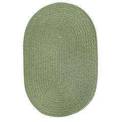 WearEver Olive Poly 10X13 Oval