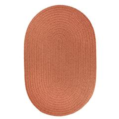 Rhody Rug WearEver Almond Poly 2X8 Oval