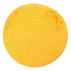 "WearEver Daffodil Poly 15"" Chair Pad"