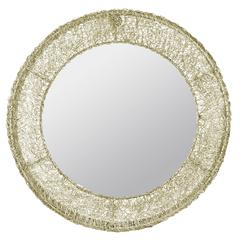 Cooper Classics Richey Mirror, Aged Gold Finish