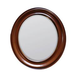 Booker Mirror, Vineyard Finish, Beveled Mirror
