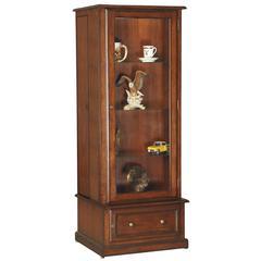 American Furniture Classics 10 Gun/Curio Slider Cabinet Combination