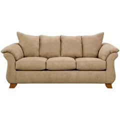 Flash Furniture Exceptional Designs by Flash Sensations Camel Microfiber Sofa