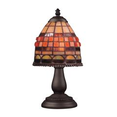 Mix-N-Match 1 Light Table Lamp In Classic Bronze