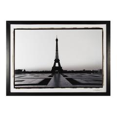 Sterling Custom Eiffel Tower At Dawn