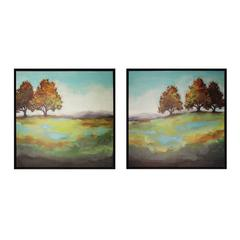 Turning Leaves I And II