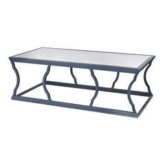 Metal Cloud Coffee Table