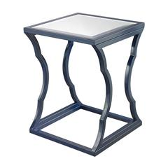 Metal Cloud Side Table