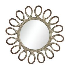 Sterling Clement Two-Tone Mirror