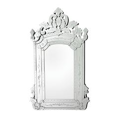Sterling Large Venetian Mirror