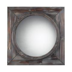 Sterling Reclaimed Wood Finish Wall Mirror