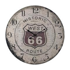 Sterling Route 66 Clock