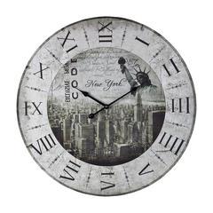 New York, New York Clock