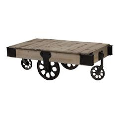 Sterling Industrial Coffee Table