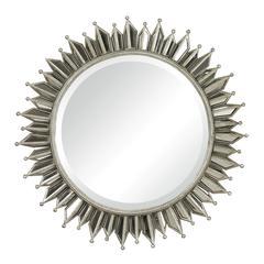 Sterling Splash Framed Mirror