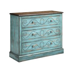 Ursula Chest In Turquoise