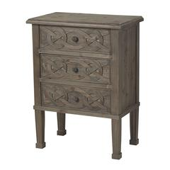 Lindrick-Chest Of Drawers With Celtic Knot Detailing
