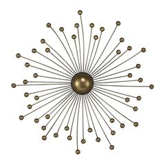 Sterling Withington Abstract Starburst Wall Décor By