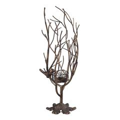 Birds Nest-Birds Nest Candle Holder