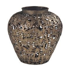 Rainford-Butterfly Filigree Planter