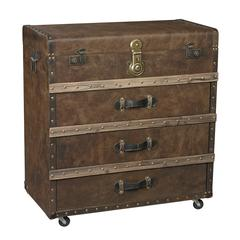 Pelican Harbor-Accent Chest