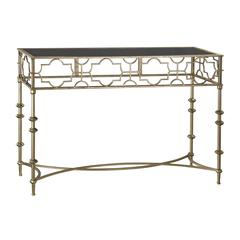 Sterling Moorish Style Console Table