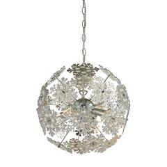 Sterling Haugh-Contemporary Floral Orb