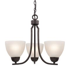 Cornerstone Kingston 3 Light Chandelier