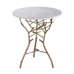 Lazy Susan Gold Thicket Table