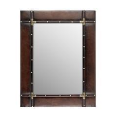 Sterling Travelers Mirror
