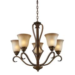 Lawrenceville 5 Light Chandelier