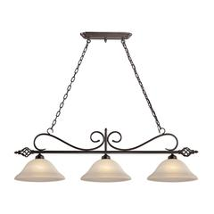 Cornerstone Santa Fe 3 Light Pendant