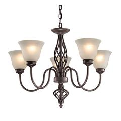 Santa Fe 5 Light Chandelier