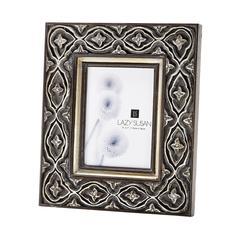 Hand Carved Ornate 5x7 Frame