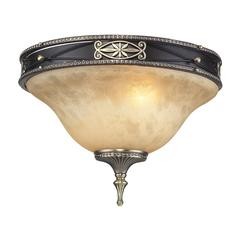 ELK lighting Georgian Court 2 Light Semi Flush