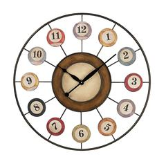 Sterling 8 Ball Wall Clock