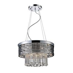 Rados 13 Light Chandelier In Polished Chrome