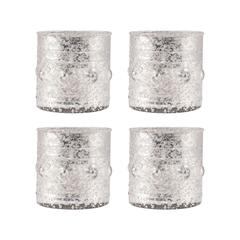 Rivet Set of 4 Votives