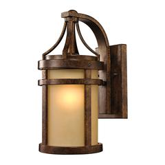 Winona 1 Light Outdoor Sconce In Hazelnut Bronze