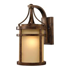 Winona 1 Light Outdoor Sconce In Hazelnut Bronze