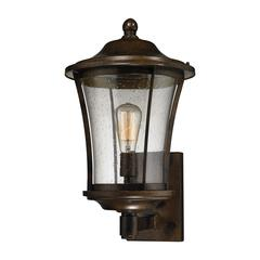 Morganview 1 Light Outdoor Sconce In Hazelnut Bronze