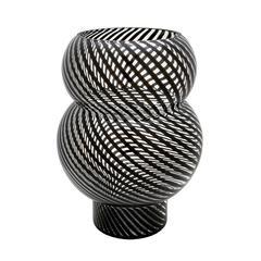 Lazy Susan Whirl Bubble Vase