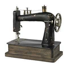 Sterling Antique Replica Sewing Machine