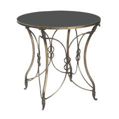 Sterling Bordeaux Side Table