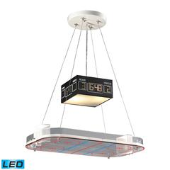 ELK lighting Novelty 2 Light LED Hockey Pendant