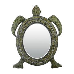 Sterling Reflecting Tortoise In Gering Finish