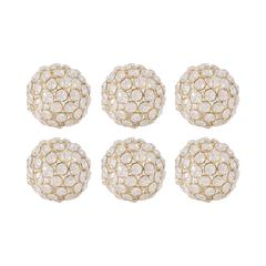 Bijoux 3-Inch Spheres - Set of 6